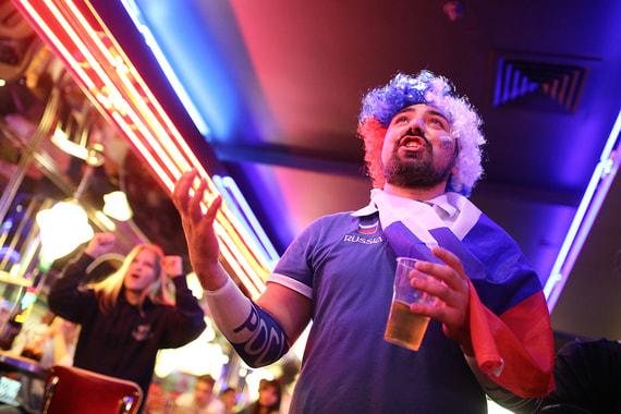 В России стали пить меньше пива