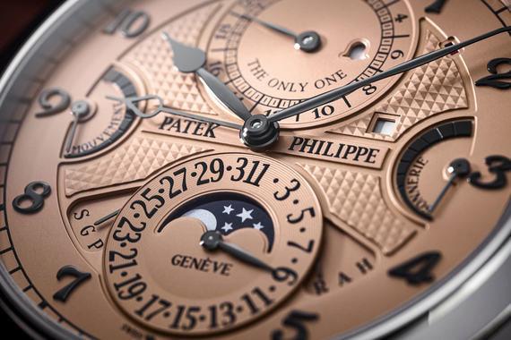 Patek Philippe – вновь самые дорогие часы в мире