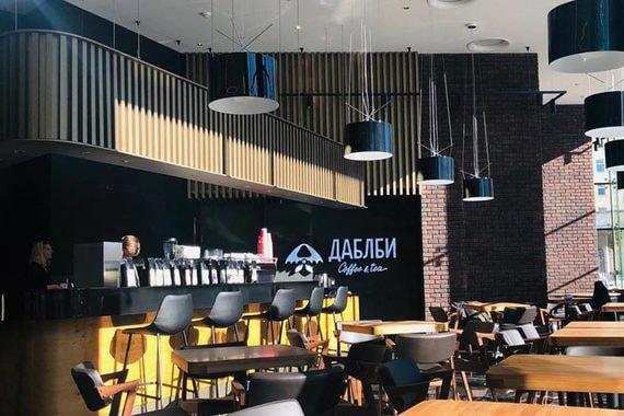 Сеть кофеен «Даблби» начинает трансформацию бизнеса