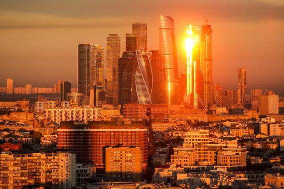 FT: семья Асада купила 19 апартаментов в «Москва-сити»