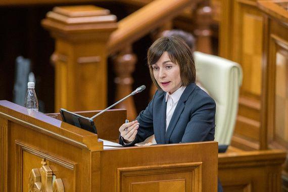 Молдавское правительство отправлено в отставку
