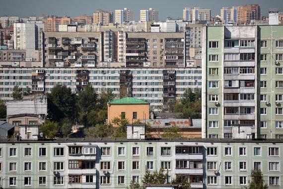 Вторичный рынок жилья в Москве пополняется на 2-5% в год «вчерашними новостройками»