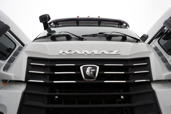 «Камаз» выпустит грузовики с бортовой системой от «Вымпелкома»