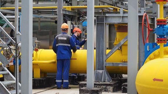 МЭА ожидает значительного падения экспорта «Газпрома» в Европу