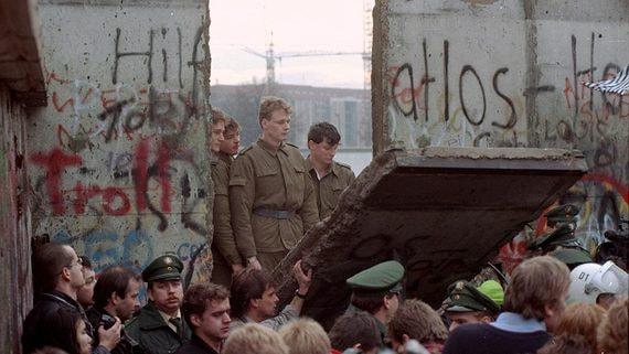 Пять несбывшихся надежд 1989 года