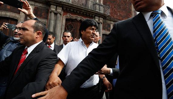 Почему после Боливии в России не стоит ждать оттепели