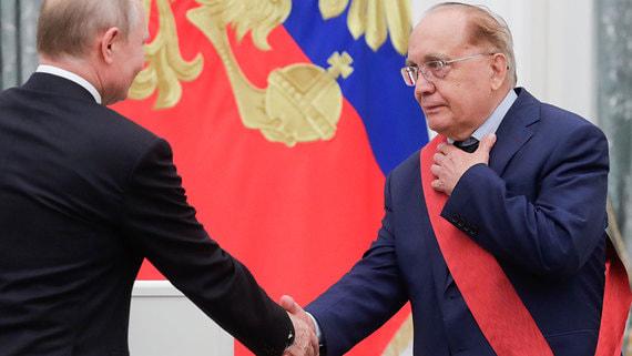 Путин сможет оставить Садовничего на посту ректора МГУ