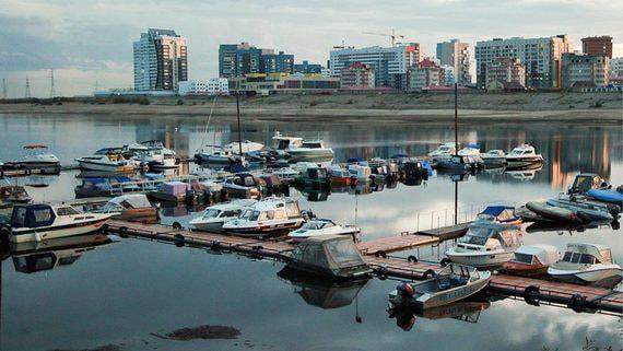 Глава Якутии подтвердил строительство моста через реку Лена