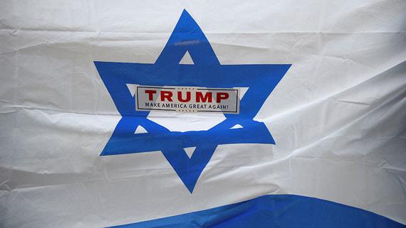 США признали законными израильские поселения на Западном берегу реки Иордан