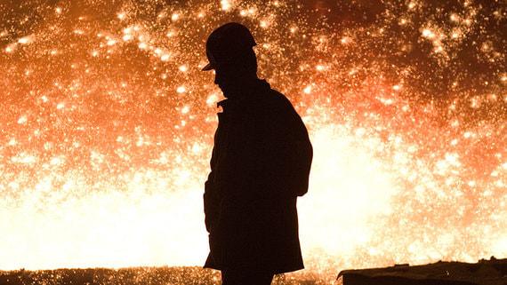 Российских металлургов не испугало падение мировых цен на сталь