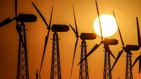 Зеленые энергетики просят допускать иностранцев к строительству солнечных станций и ветряков