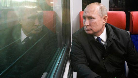 Первый день работы Московских центральных диаметров: сбои, давка, пассажир Путин