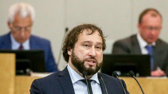 Депутат Горелкин отозвал законопроект о значимых интернет-ресурсах