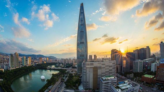 10 самых высоких зданий мира