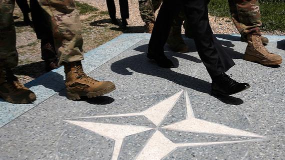 Новое дело для НАТО