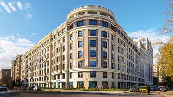 Почти две трети дорогих жилых комплексов введены в эксплуатацию