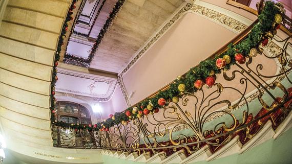 Как обновляют исторические отели