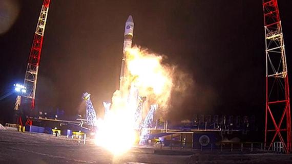 Путин призвал укрепить ракетно-космическую отрасль России