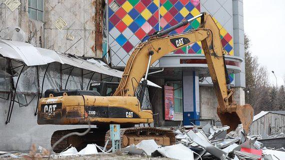 normal zib В Москве начали сносить кинотеатр «Соловей»