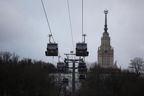 За строительство новой канатной дороги в Москве поборются два претендента из пяти