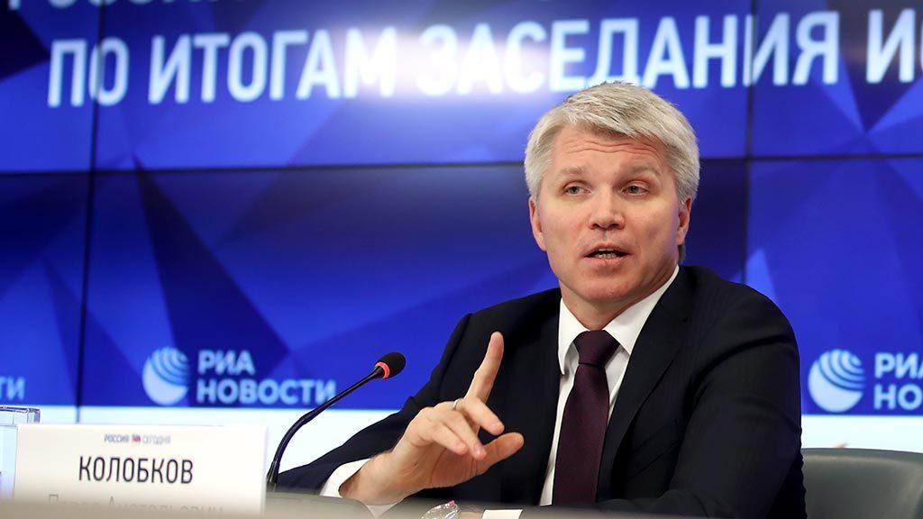 Министр спорта России прокомментировал санкции WADA. Главное
