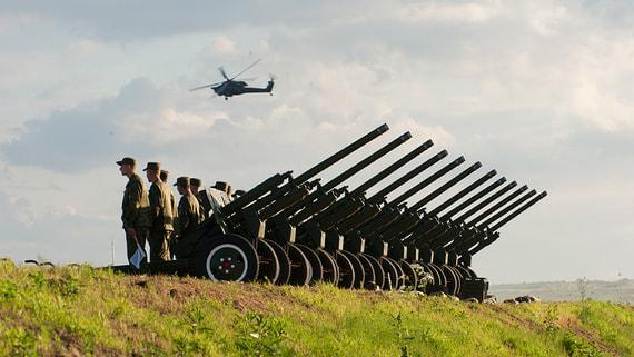 Россия наращивает количество военных учений