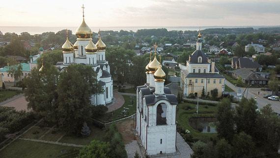 В Ярославской области появится гигантский туристический кластер