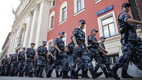 Совет по правам человека вернулся к летним акциям протеста