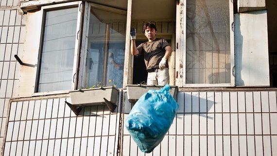 Регионам предложили расплатиться за мусор