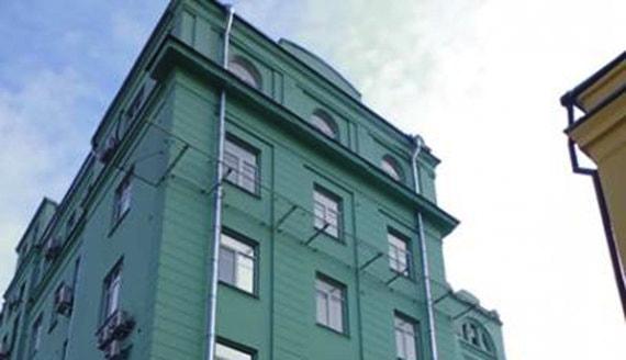Девелопер Sminex Алексея Тулупова купил особняк на Чистых прудах