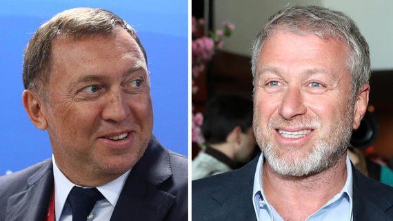 Дерипаска и Абрамович стали самыми упоминаемыми за рубежом бизнесменами из России