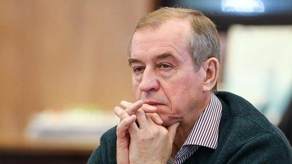 Губернатор Иркутской области подал в отставку