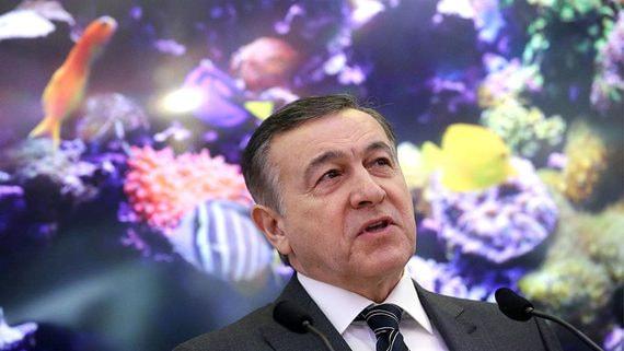 Агаларов раскрыл планы по разведению толстолобика и карпа