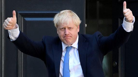Борис Джонсон одержал сокрушительную победу на выборах