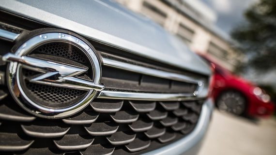 Opel Zafira вернулась в Россию