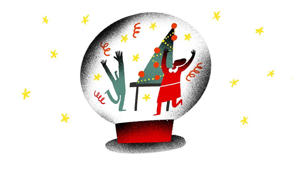 Чем полезны и вредны новогодние корпоративы