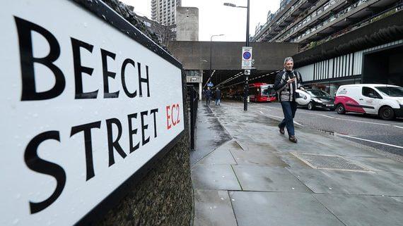 Лондонский Сити вводит запреты на бензиновые и дизельные автомобили