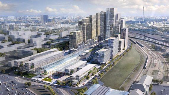 РЖД построит офис по проекту японской Nikken Sekkei