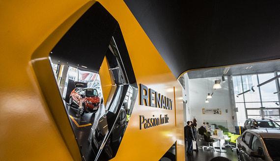 Renault с января поднимет цены на все модели