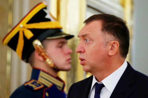 %name Европейские дипломаты поддержали снятие санкций США с компаний Дерипаски