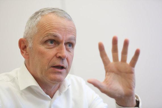 Президентом «Магнита» стал бывший гендиректор «Ленты» Ян Дюннинг