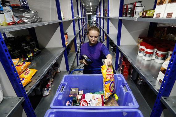 Онлайн-ритейлер Ozon запустит сервис доставки из ресторанов