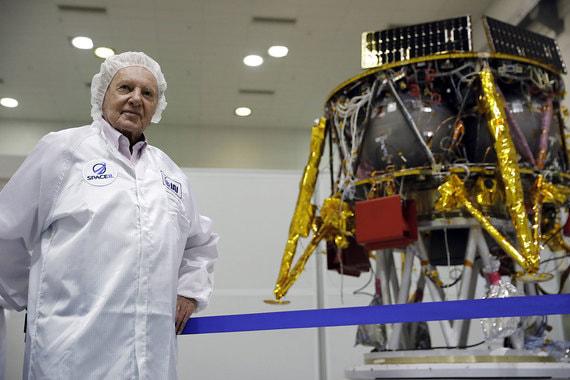 normal bm Почему израильский луноход не появился бы без миллиардера Морриса Кана