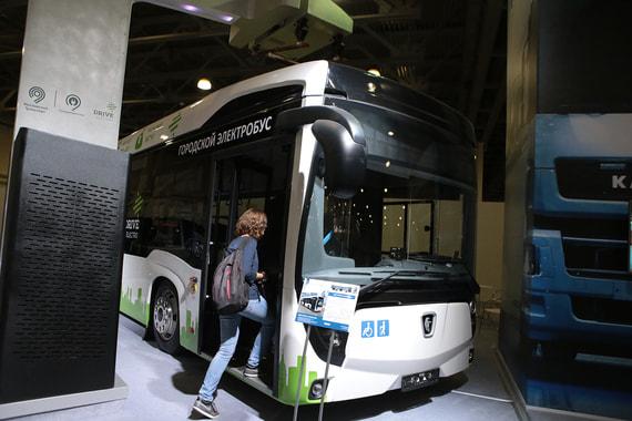 Это третий контракт столичных властей по закупке электробусов
