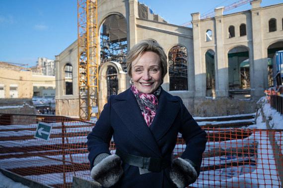 normal 1iim Руководитель фонда V A C: «ГЭС 2 принципиально не музей»