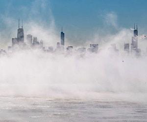 518f14e5f9c4 Фото  «Людям слишком опасно находиться на улице» – в США пришли аномальные  морозы