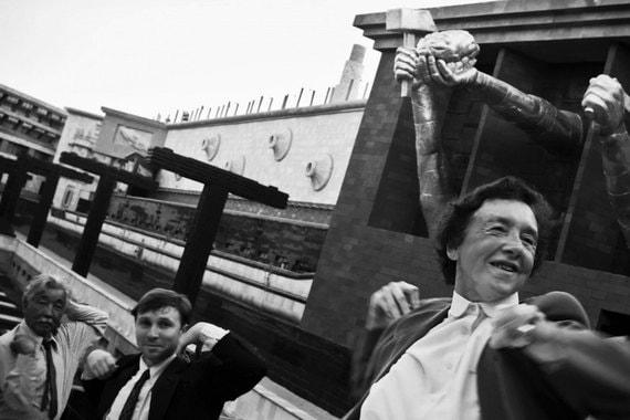 normal 1qdg «Дау» Ильи Хржановского: Парк сталинского периода