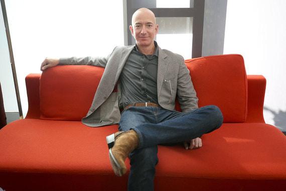 Как Джефф Безос прошел путь от гаражного изобретателя до основателя Amazon