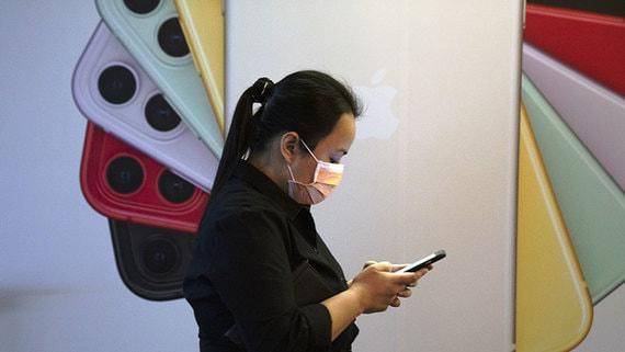 Коронавирус угрожает производству iPhone, автомобилей и самолетов