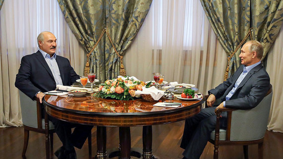 normal 1fv2 Россия и Белоруссия договорились о цене на газ
